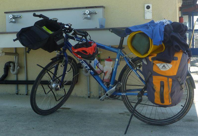 Vélo cylo tourisme
