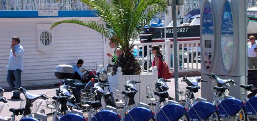 Marseille Vieux-Port Vélo