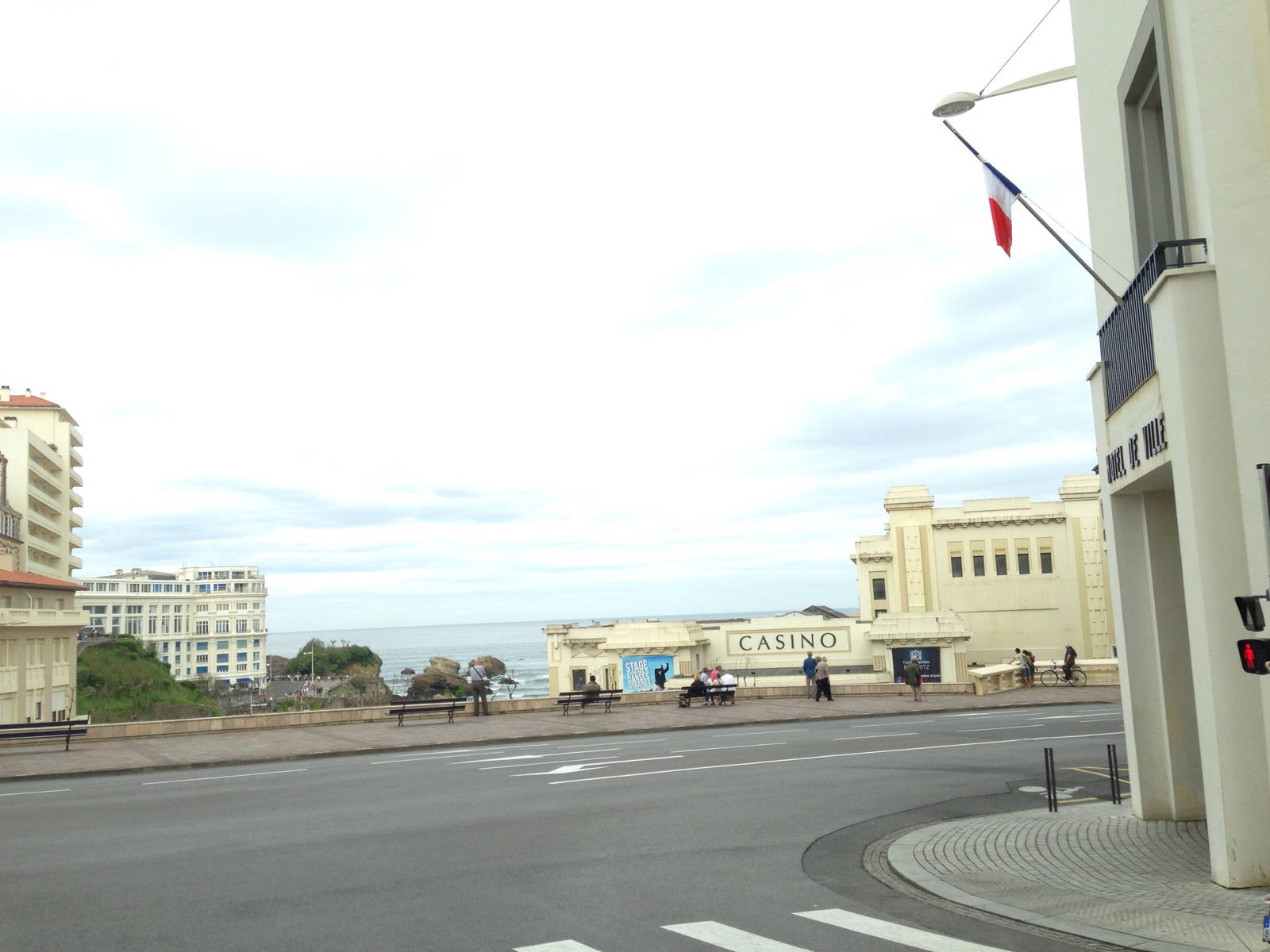 Dimanche sans voiture – Centre ville de Biarritz