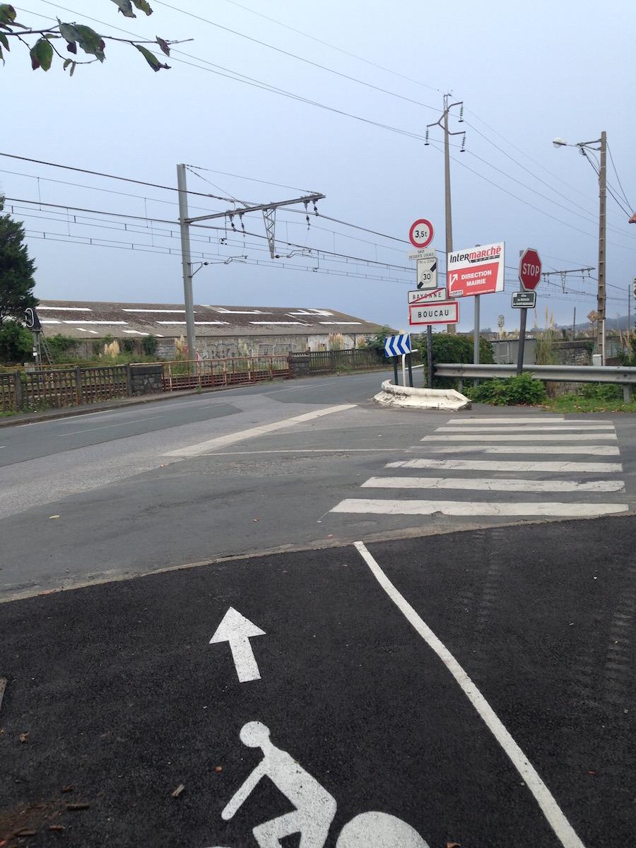 Du nord au sud, la vélodyssée complétée – Ville de Bayonne