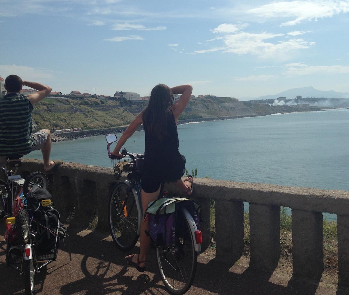 Cartes des pistes cyclables de la région Aquitaine
