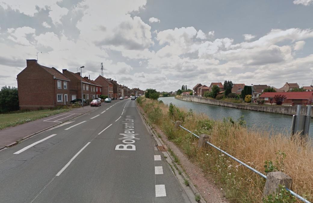 Nouvelle piste cyclable à venir à Douai (59)