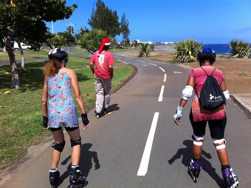 La Réunion manque de pistes cyclables
