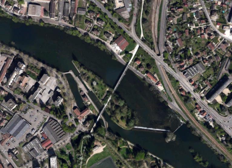 Nouveau marché : construction d'une piste cyclable Tour de Bourgogne à Vélo