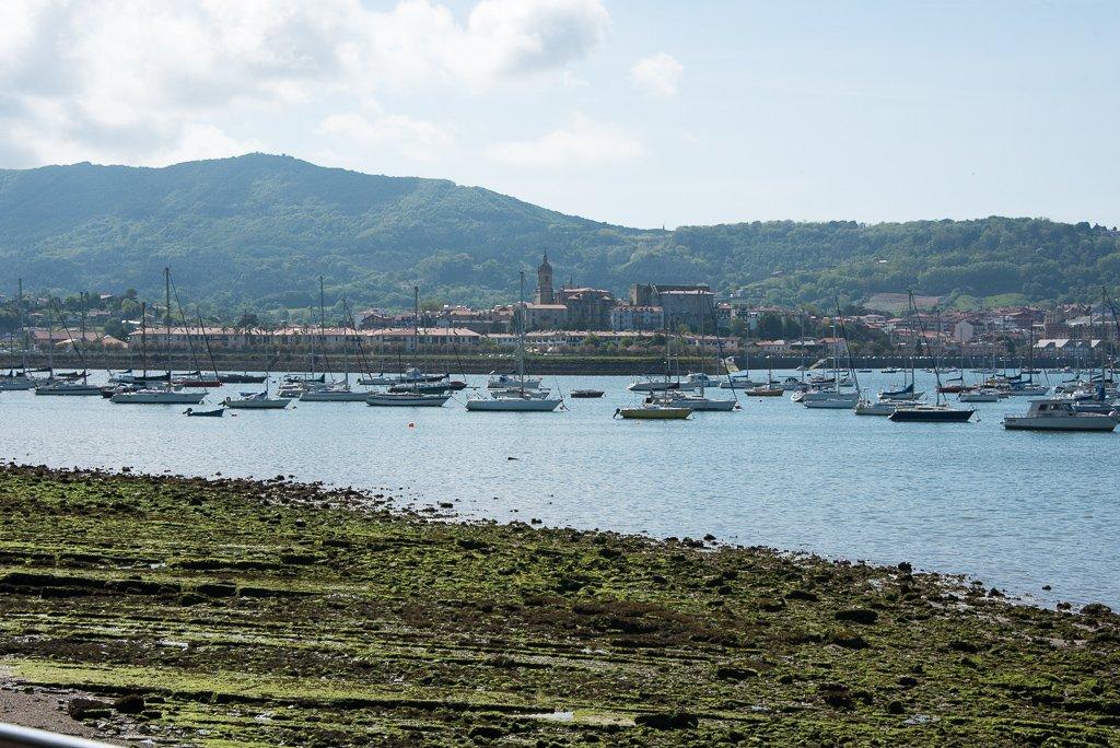 La baie Txingudi