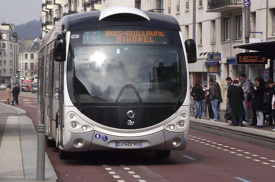 A Rouen, le T4 du TEOR avant de nouvelles pistes ?