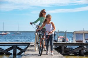 Vélodyssée: De royan à l'île d'Oleron en vélo