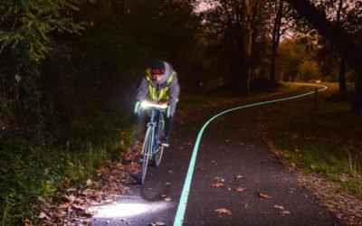 Comment utiliser les pistes cyclables la nuit ?