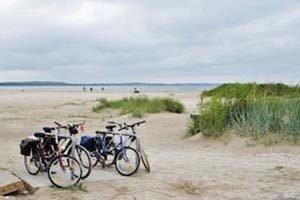 La Vélodyssée de La Rochelle à Arcachon