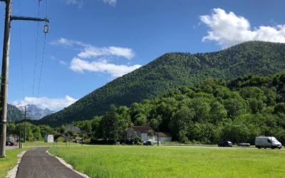 Voie verte de la Vallée d'Ossau – Arudy Buzy (64)