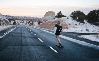 5 Bonnes raisons de se déplacer en skate