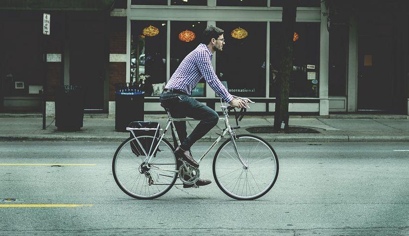 5 Bonnes raisons de se déplacer en vélo